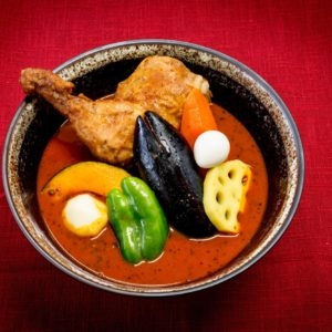 Soup Curry 126 A1607