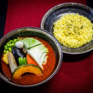 Soup Curry 126 A1656